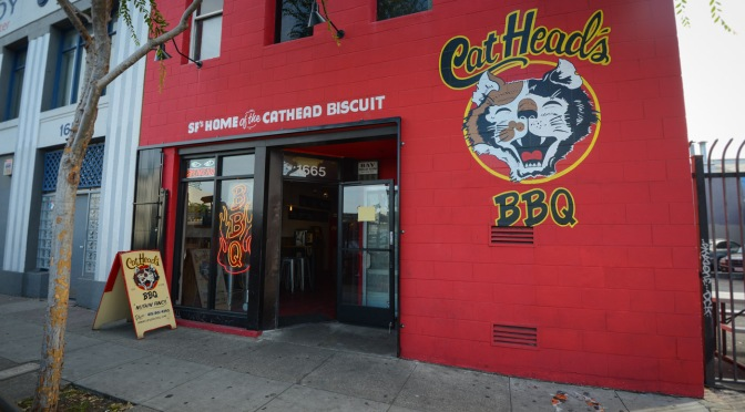 Cathead's: a BBQ joynt authentique