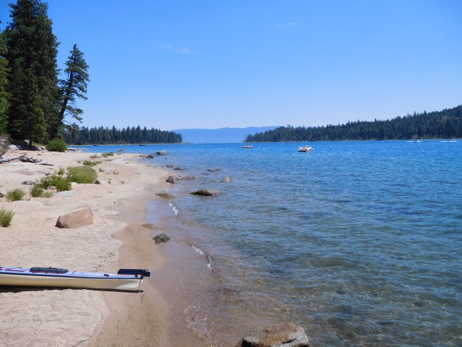 Escapade au Lake Tahoe