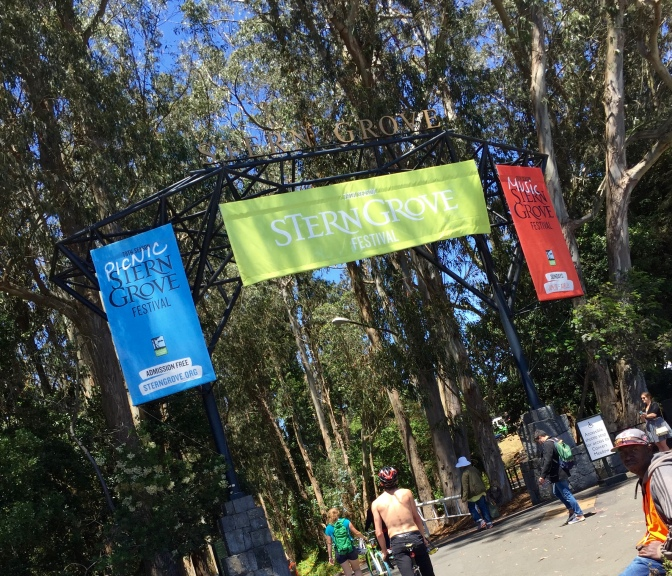 Surprenant Stern Grove Festival
