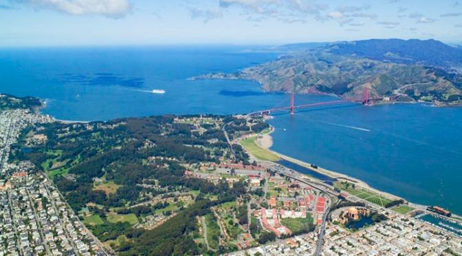 Le Presidio de San Francisco