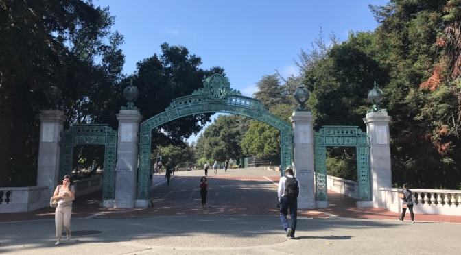 L'université de Berkeley