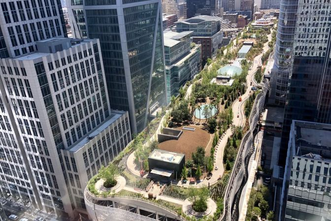 The Salesforce Park